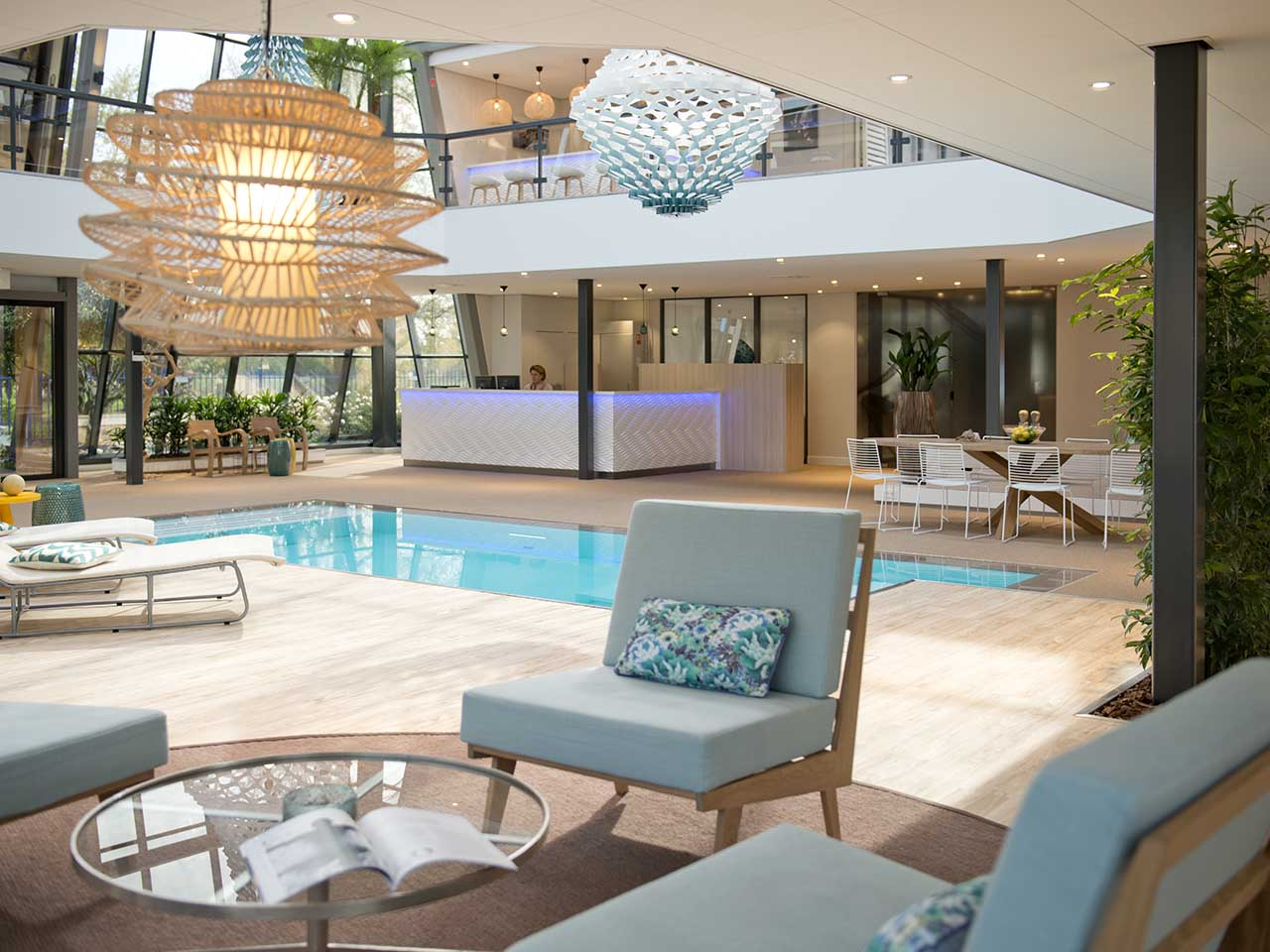 Pool And Lifestyle Impressie
