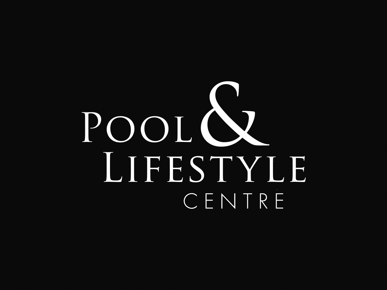 Pool And Lifestyle Logo